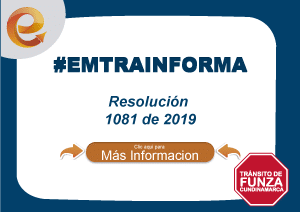 Resolución 1081 2019